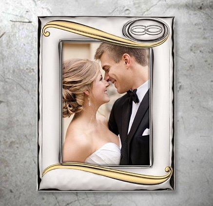 Pamiątka ślubu, Pamiątka rocznicy ślubu - Ramka na zdjęcie - Valenti