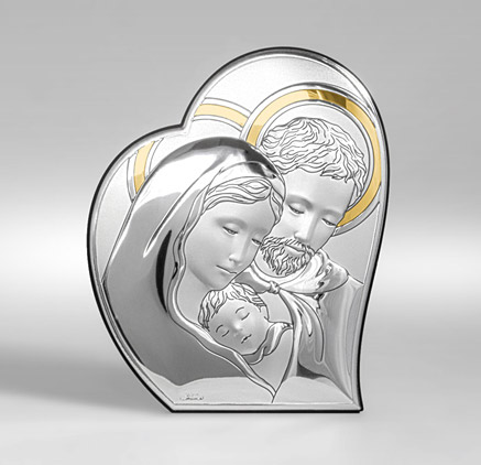 Święta Rodzina - obraz święty - pamiątka ślubu, rocznicy ślubu